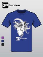 FREE YOUR THOUGHTS_blue by creationtear