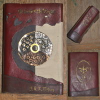 Lord of the Rings Rebinding by Repaer-Mirg