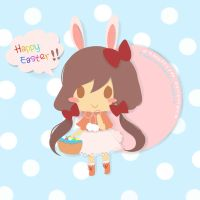 Happy Easter! by naoyatoudo