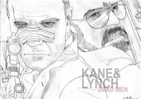 Kane and Lynch - Dead Men by No-one-o1