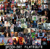Spider-man tribute by TheDoctorWriter