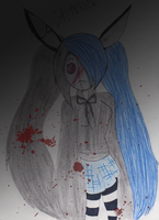 Creepypasta OC: Stitches by X-Lollipop-Gothica-X