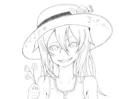 line art finished! by matchang