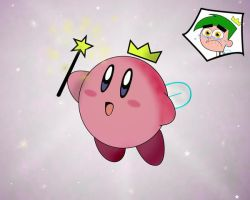 Kirby got a New Ability by Die11