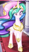 Celestia, Her Majesty by Falco9998