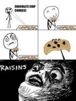 RAISINS!!! by davidprogamer64