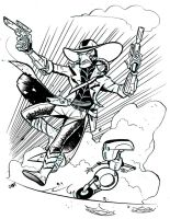 Cad Bane by ChadAT