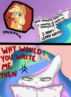 Applejack is Best Troll by Musapan