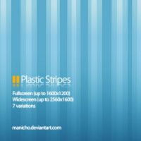 Plastic Stripes by mauricioestrella