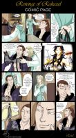 Revenge of Rakazel COMIC (Balbaris/ Ylan) by M-I-D-S