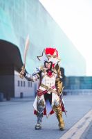 Monster hunter 4 Legendary J Anchor 2. by Shoko-Cosplay