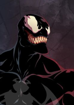 Classic Venom by Anny-D