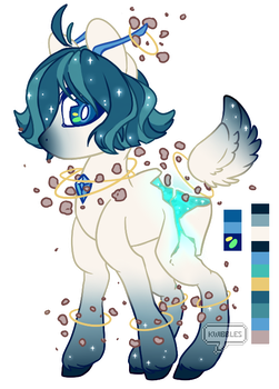 {AUCTION} Space Bab CLOSED by kwibbles
