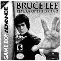 Bruce Lee game cover sketch5 by funkyellowmonkey