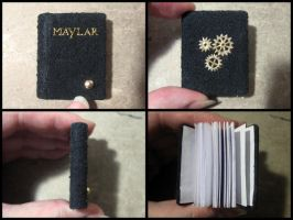 Maylar Notebook by Maylar