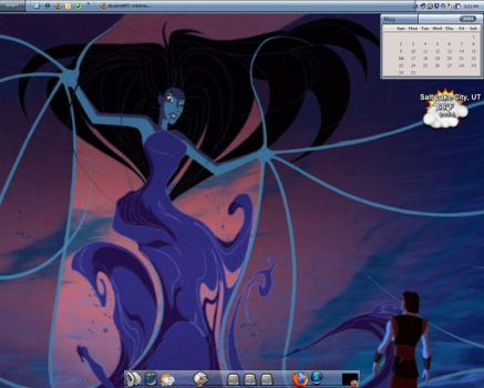 may 16's new desktop by vr6stress
