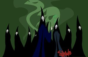 Death Eaters by Samolo