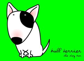 The Dog Box - Bul Terrier by analage
