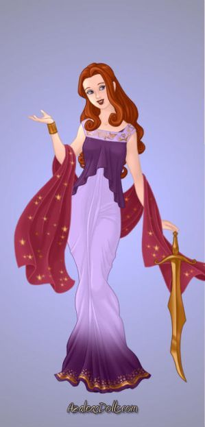 Disney Daughters: Macaria