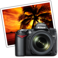 iPhoto Icon by TyRRoche
