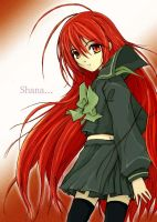 COLLAB: Shana by Snowflavor