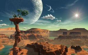 The high life by priteeboy