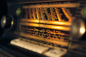 Vintage Radio by ReneAigner