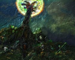 ToothAche Tree by Suilenroc