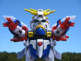 MOTHER OF GOD GUNDAM! by AleximusPrime