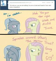 Ask Trixie - Under Discord by TheParagon