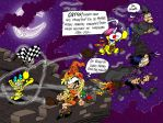 Art Jam Subcultura 01 - Brujas by ANDREU-T