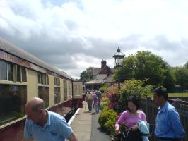 Bluebell Railway trip part.10 by YanamationPictures