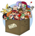 PKMN - Shipping by caat