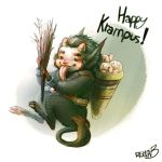 Happy Krampus everyone! by esserawks