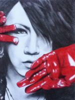 Hands Stained In Red by Viry55594