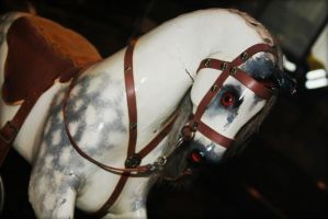 Rocking Horse by AmieLouisePhotograph