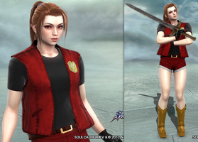 My Claire Redfield by xSakuyaChan510x