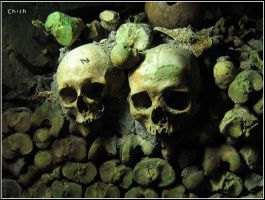 Catacombs of Horror by chich