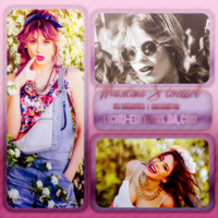 Photopack de Martina Stoessel by Lichu-editions