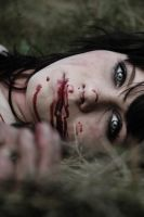 Death portrait II by annikenhannevik