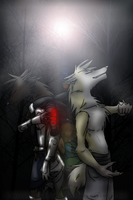 :AT: The Cursed, The Born by MoonstalkerWerewolf