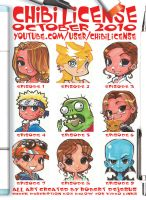 Chibi License_Month in Review by Banzchan