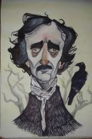 Mr Poe by guit-ar-tist
