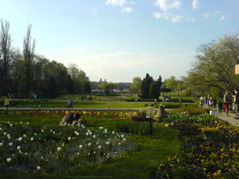 Spring gardens - lacke side by KuroHiver