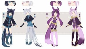[OPEN] Set price Twin Adopts by sakonma
