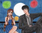 Top Models: Genzo and Lily 2011 by Lily-de-Wakabayashi