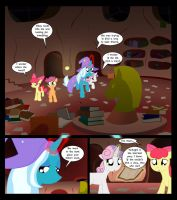 Cutie Mark Crusaders 10k: Lulamoon Page 24 by GatesMcCloud