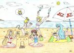 King's Ladies Vacation! by KingNanamine87
