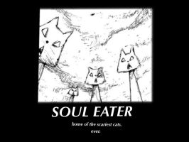 Soul eater motivational poster by epicminion