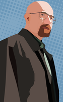 Walter White (Not Complete) by King-Eskimo